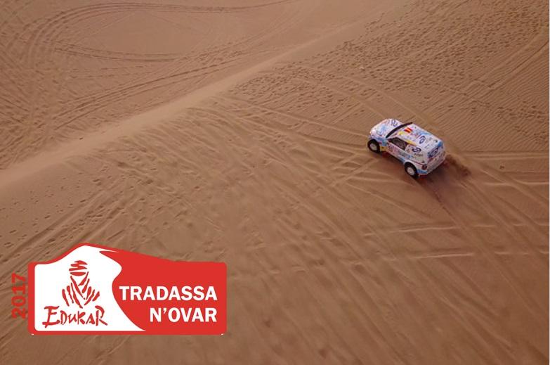 Atravesando el Desierto de Desidia en la 1ª edición del#RallyEdukar